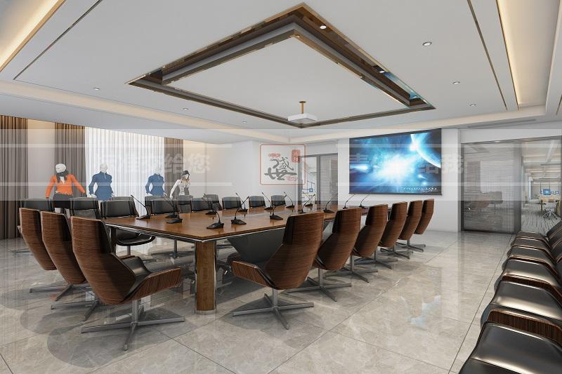 无锡盛裕会议室
