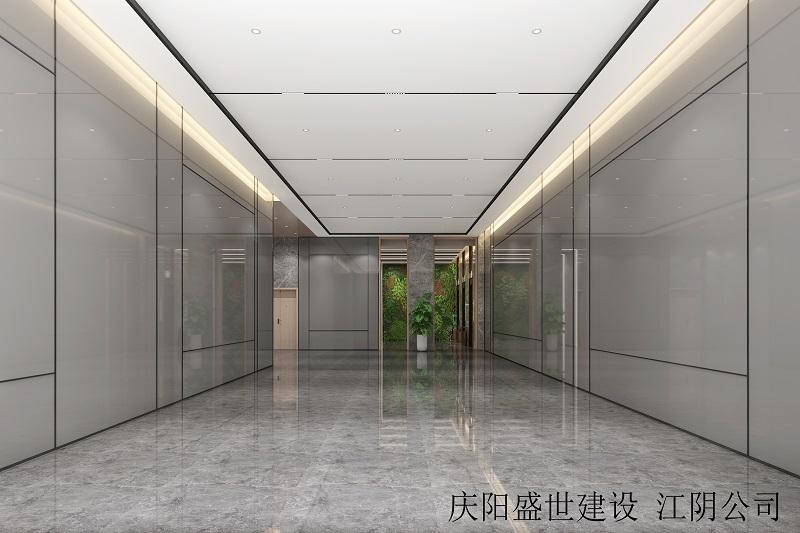 汇鑫办公楼大厅